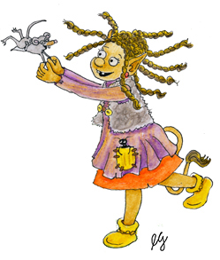 Flora dansar